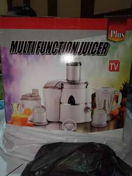 Juicer multi function plus