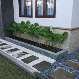 Tukang taman minimalis-ready stok