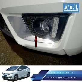 foglamp depan lampu DRL || all new JAZZ || kikim variasi paris