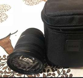Singma 17-50mm f/2.8 Zoom lens for canon