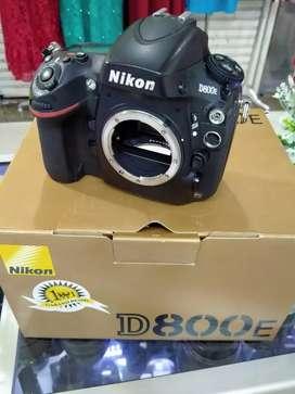Nikon D800E body ex alta