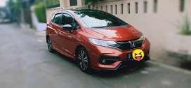Honda jazz RS orange phoenix KM rendah
