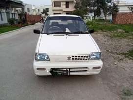 Mehran vx totally genuine car inside and outside