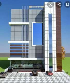 Commercial building for Multi speciality hospitals at Nizampet road
