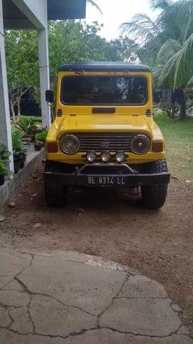 Taft badak f50 diesel 4x4 pickup