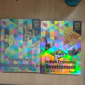 TR JAIN Economics Class 12th Book Set. ORIGINAL COST Rs. 702