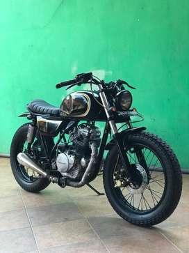 Kawasaki binter brat style