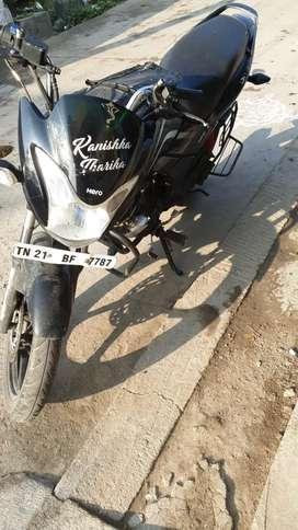 Hero passion xpro good looking bike