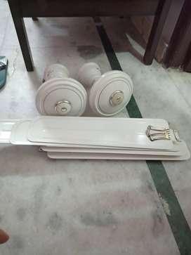 02 used Sealing Fan Bajaj Bahar Deco
