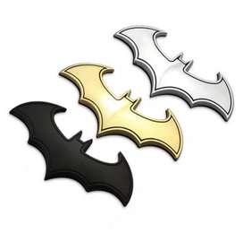 Emblem LoGo Batman or Emblem Mugen Harga @28rb/Pcs