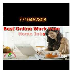 Graduates needs a job form home jobs