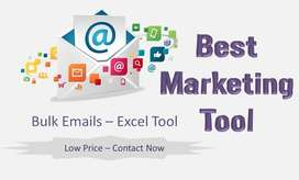 Email Marketing Excel Software