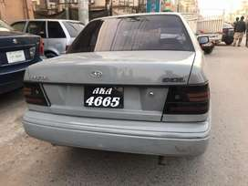 hyundai excel excellent condition