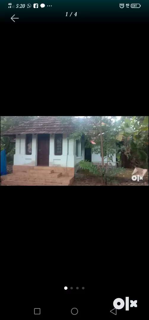 Paying guest near  Thrissur town