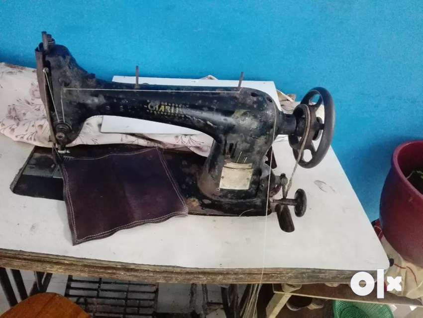 Leather stitching machine for sale.old model(Charli) 0