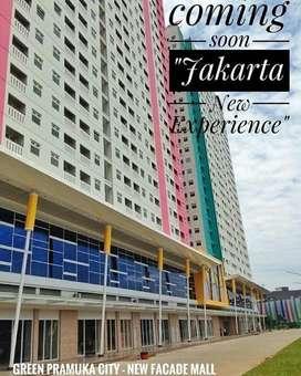 DI JUAL MURAH!!! Studio Furnish Apartemen Green Pramuka Jakarta Pusat