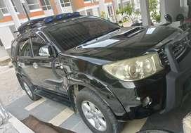 Toyota Fortuner diesel metic tahun 2011