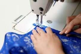 Stitching for ladies