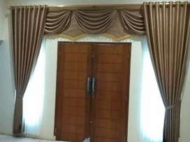 Curtain Gorden Custom Kordeng Gordyn A059