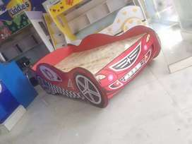 Sale car bed with matress free