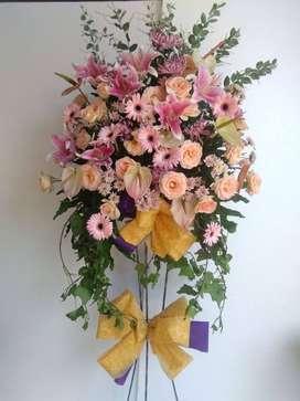 Bunga Standing Untuk Ucapan
