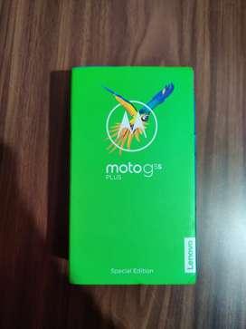 Motorola Moto G5S+ 4gb 64gb Full kit