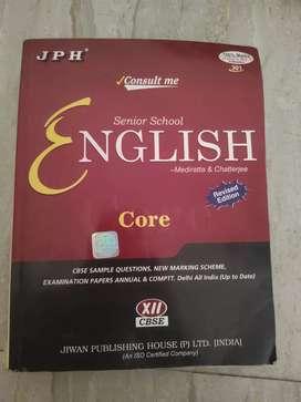 English Preparation Book for 12th CBSE Board