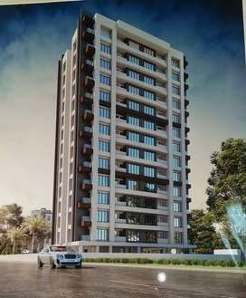 3 bhk Luxorious flat available for rent at posh location of adajan