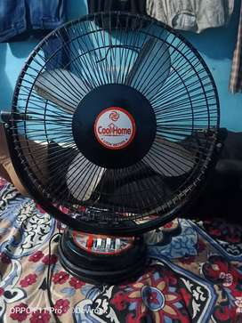COOL HOME COMPANY HIGH SPEED TABLE FAN