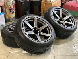 Exe Concave AS R20 Pajero-Fortuner