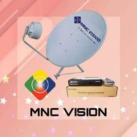 TV Parabola Digital Mini MNC Vision Nusa Tenggara Barat
