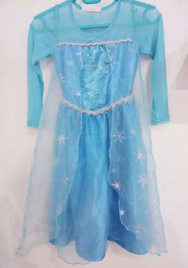 Dress anak Elsa