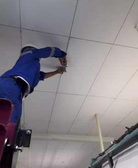 Jasa pemasangan listrik rumahan bisa gedung lainnya kerja profesional
