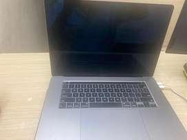 2019 16 inch mac book pro touch bar 1 TB