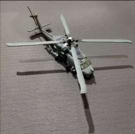 Miniature Helicopter Sea Hawk New Ray 1/60 Second