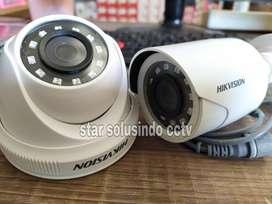 PROMO CCTV  MURAH DENGAN HARGA TERBAIK !! HIKVISISON HD PROMO !!