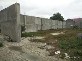 tanah SHM dijual murah luas 328 m2