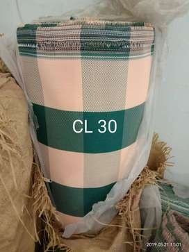 PVC quoted fabric