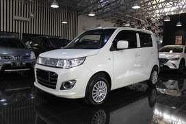 KM 21.000 Suzuki Karimun Wagon 1.0 GS AT Matic 2018 Putih ASTINA MOBIL