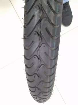 New tyres for bikes