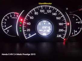 Si Kasep Honda CR-V 2.4 cc Prestige Matic 2015