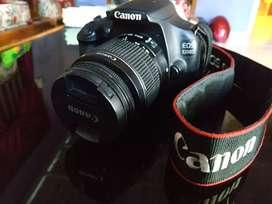 Camera canon d1200