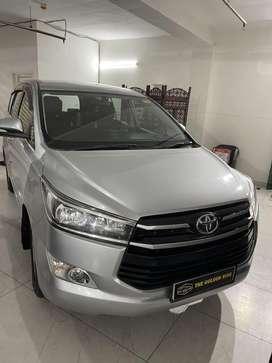 Toyota Innova Crysta 2.4 G MT, 2016, Diesel