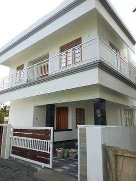 3 bhk 1650 sft new build ready to occupy house at varapuzha town near