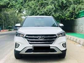 Hyundai Creta 1.6 SX Automatic, 2018, Diesel