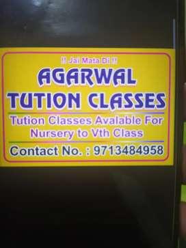 Tution classes for kids