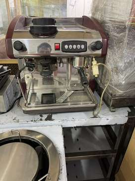 Use coffee machine imported 100% working 1 year garranty pizza oven et