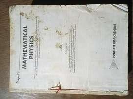 MATHEMATICAL PHYSICS. writter B.S Rajput