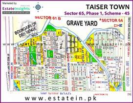 INVEST IN TAISER TOWN
