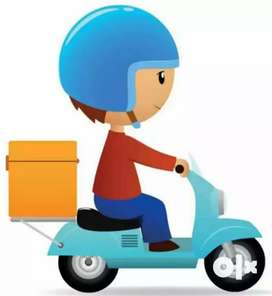 Delivery executive all over Mumbai